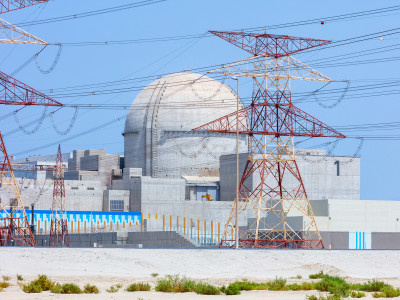 Barakah Nuclear Energy Plant - September 2018