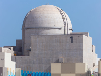 Barakah Nuclear Energy Plant - May 2019