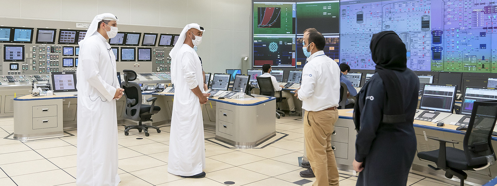 Powering the future growth and prosperity of the UAE