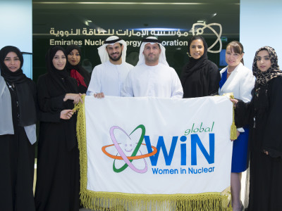 WiN - Women in Nuclear - 2016