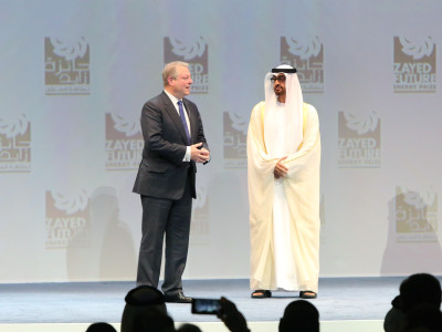 WFES -World Future Energy Summit - Jan 2015