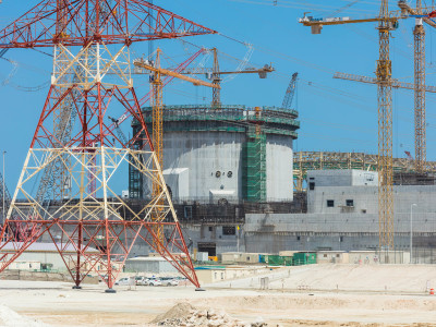 Barakah Nuclear Energy Plant - May 2017